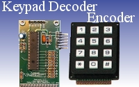 Keypad Decoder / Encoder